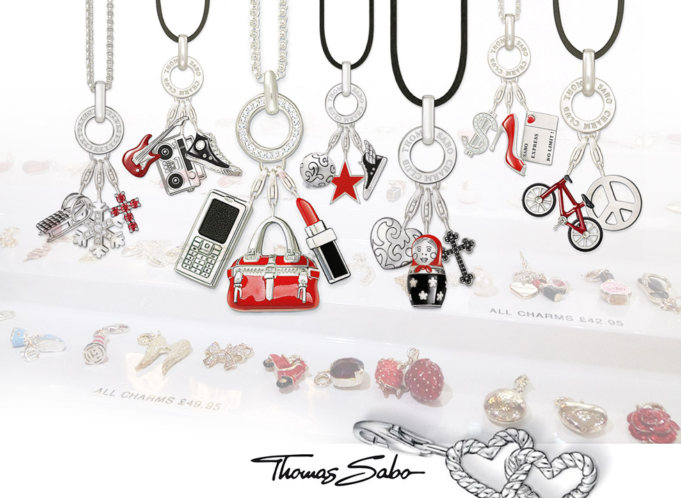 thomas sabo charms spring summer collection from market cross jewellers market cross. Black Bedroom Furniture Sets. Home Design Ideas