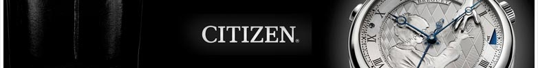 Gold Citizen Watches