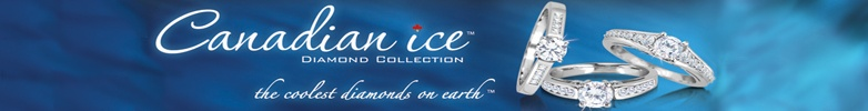 Ladies Canadian Ice Diamond Jewellery