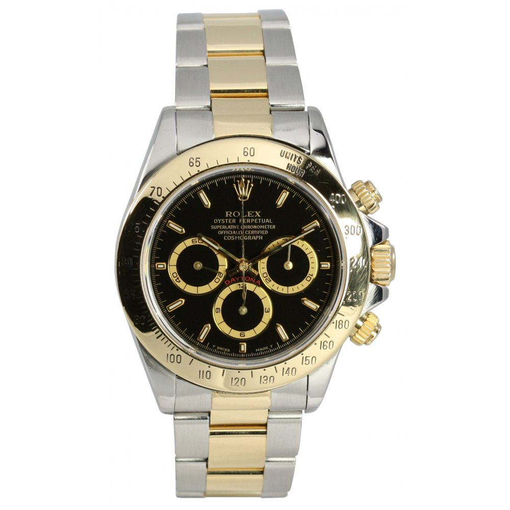 Second Hand Rolex Watches >> Mens Pre-Owned Rolex Daytona 16523 | Market Cross Jewellers
