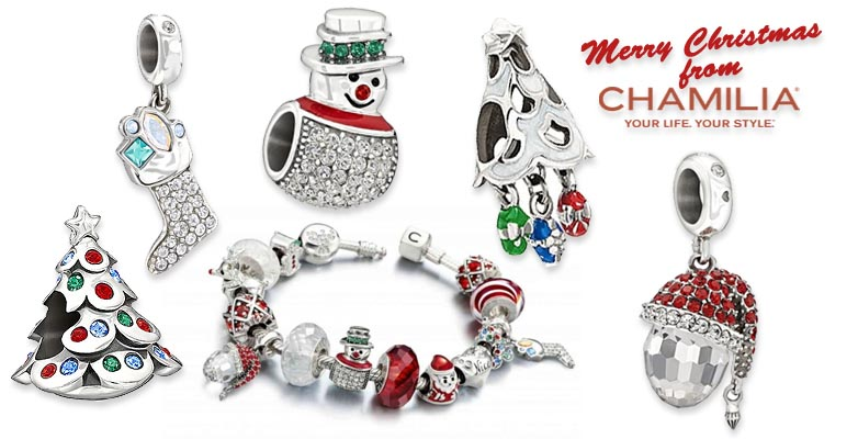 Christmas Chamilia Collection