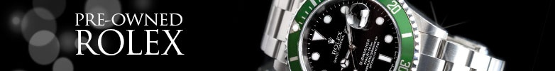Pre-Owned Rolex Turn-O-Graph Watches