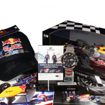 Casio Redbull Give Away