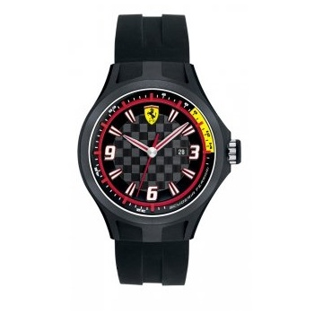 Win a Scuderia Ferrari Gents SF101 'Pit Crew' Watch worth £75!