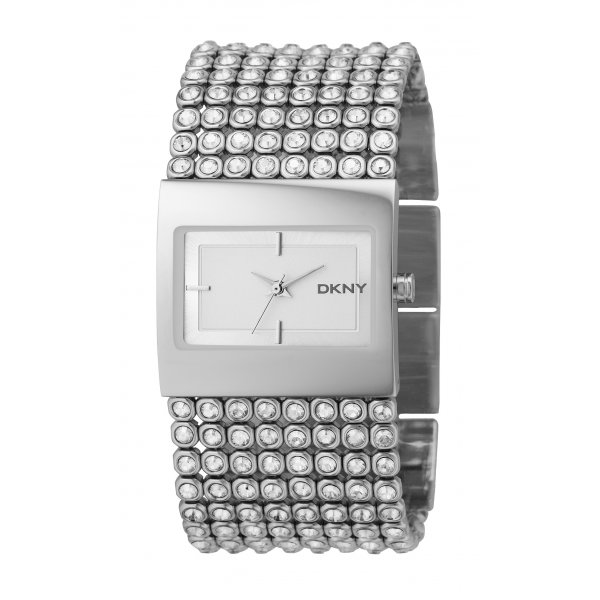 5eaf29d0fcd DKNY Ladies Stainless Steel Bracelet Watch NY4661