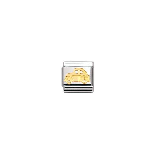 Nomination Classic Gold Car Charm 03010805  6d0e63d2c007