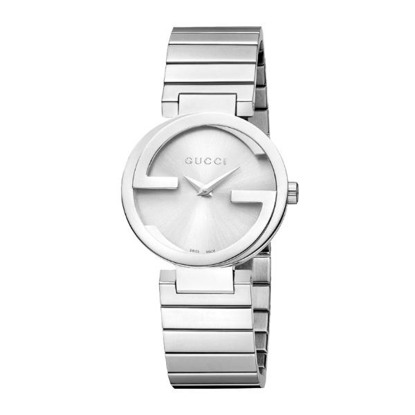 womens gucci ya133503 interlocking g gucci watches