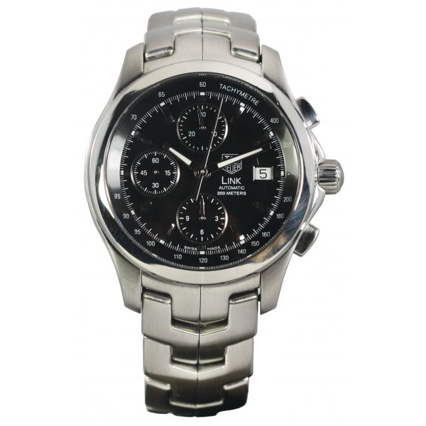 pre owned tag heuer mens automatic chronometer pre