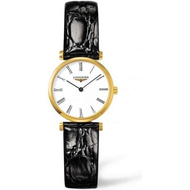 Longines Ladies La Grande Classique Leather Strap
