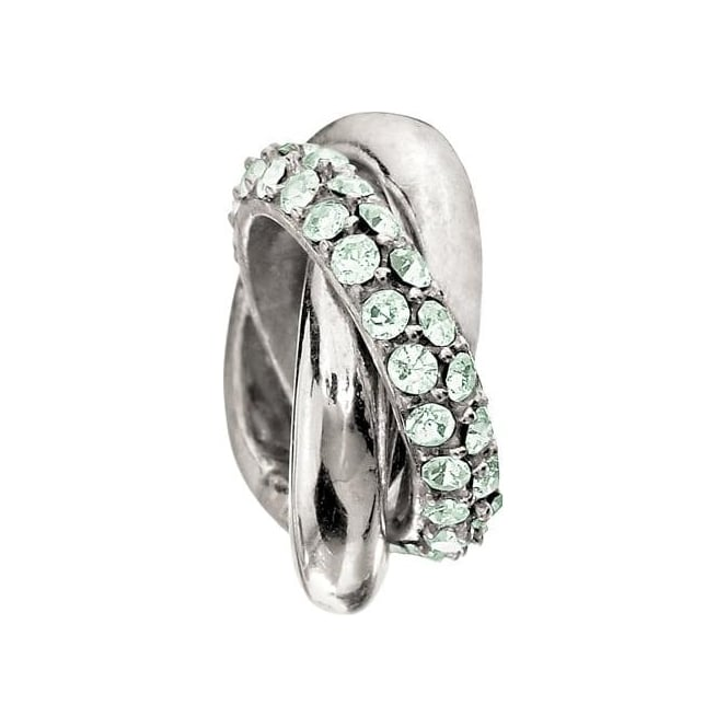 Chamilia Rings Green Charm 2083-0133