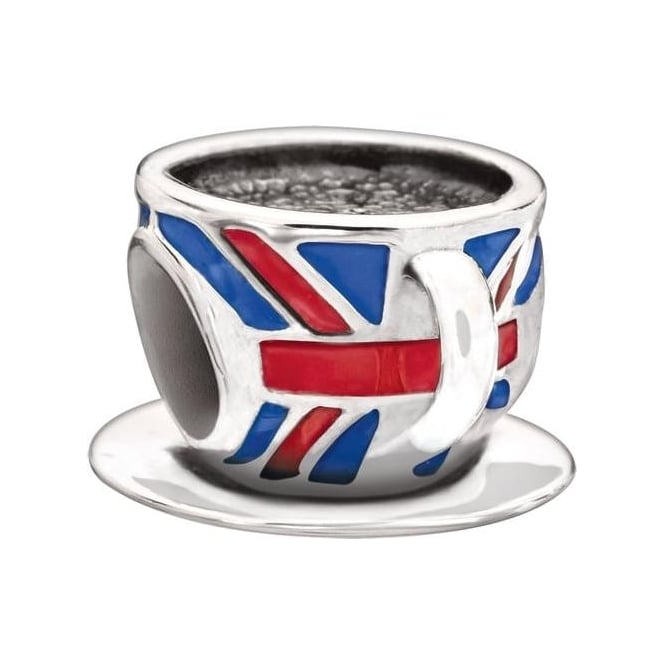 Chamilia Garden Party British Cuppa Charm 2020-0668