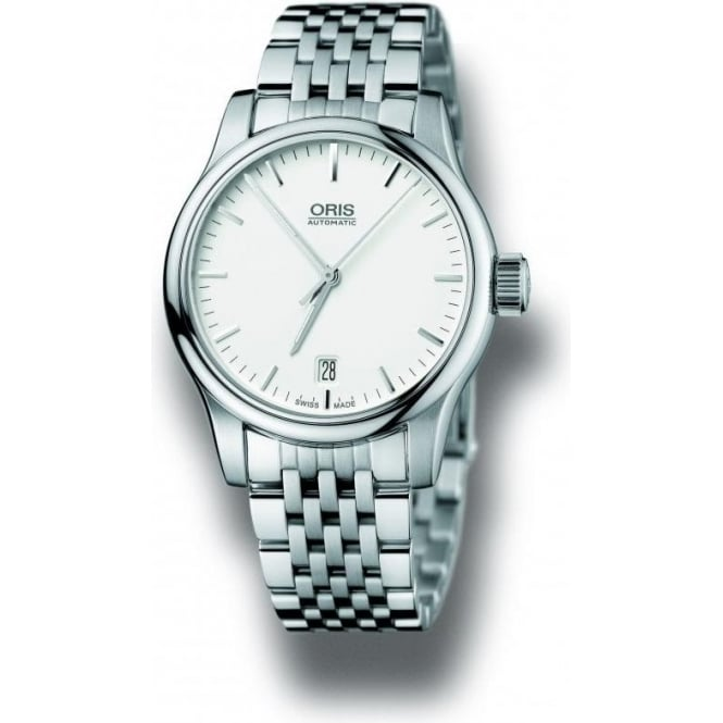 Oris Mens Classic Date Watch - 01 733 7578 4051-07 8 18 61