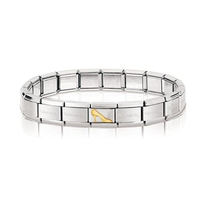 Nomination Bracelet with High Heel Charm  dc62d31334