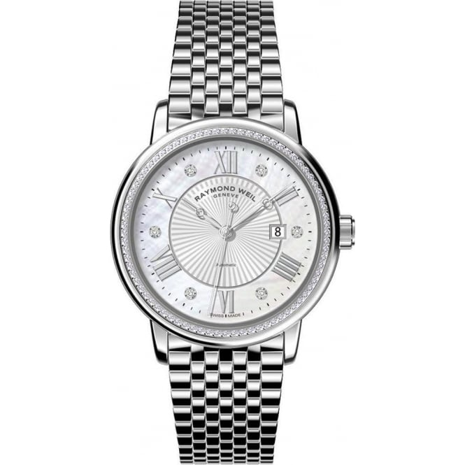 Raymond Weil Ladies 'Maestro' Watch 2637-STS-00966