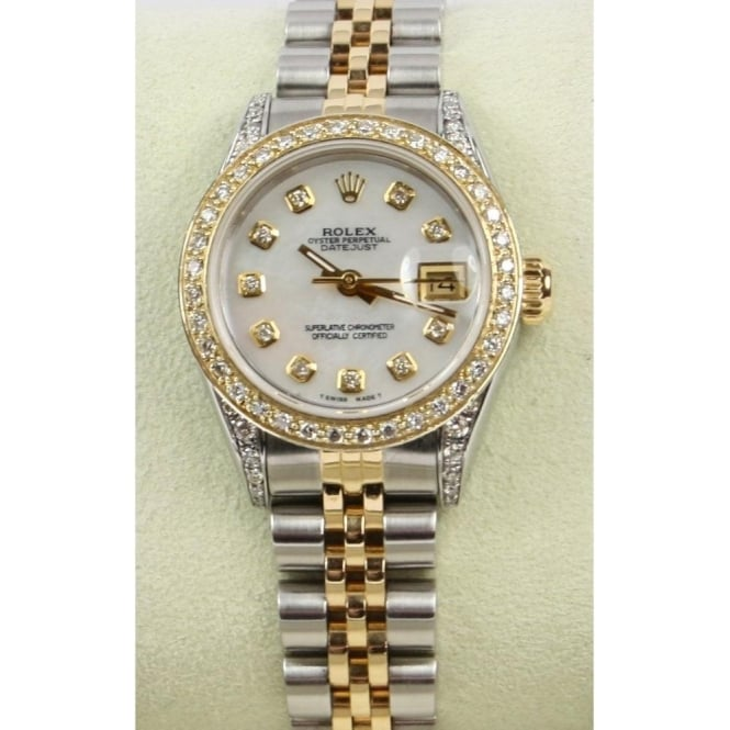 Rolex Oyster Perpetual Datejust Womens