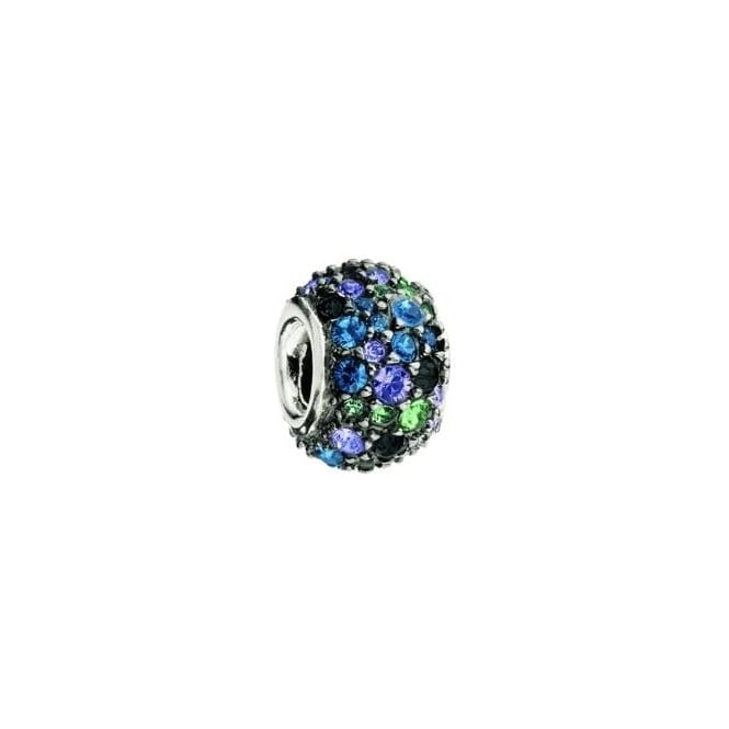 Chamilia Jewelled Kaleidoscope purple Charm JC-6G