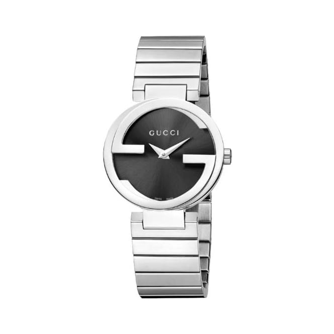 Gucci Womens Interlocking-G Watch YA133502