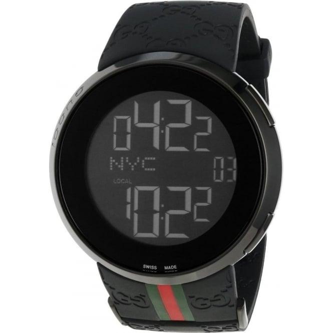 Mens Digital Gucci YA114207 I-Gucci Watch - Gucci Watches - Market ... 5f18e1387bf