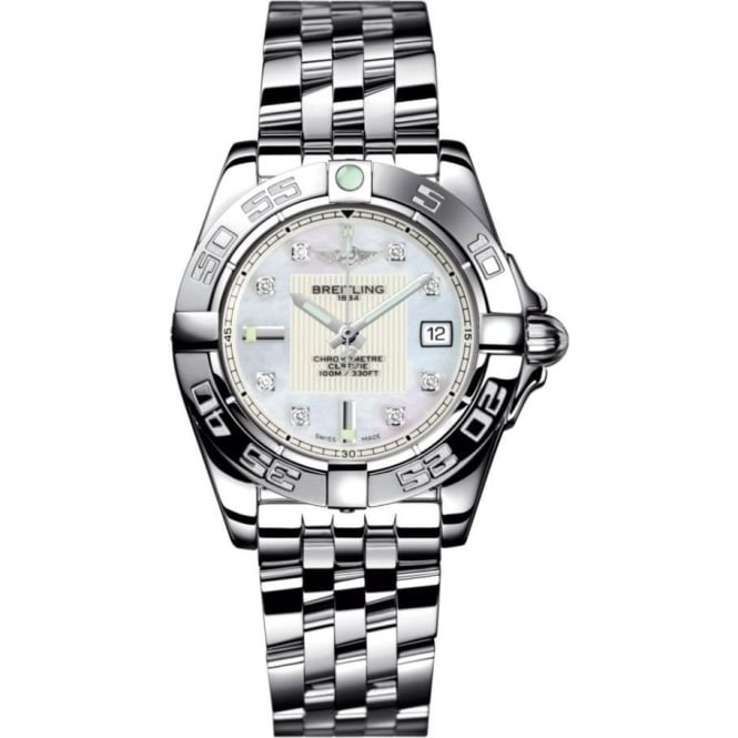 Breitling Ladies Galactic 32 - A71356L2/A708