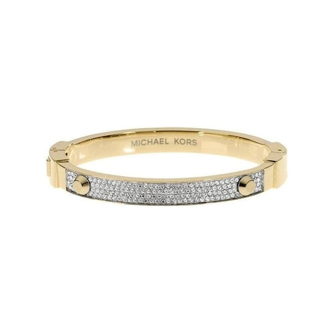 Michael Kors Jewellery Gold Astor Bangle
