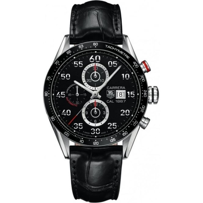 Tag Heuer Mens Carrera Watch CAR2A10.FC6235