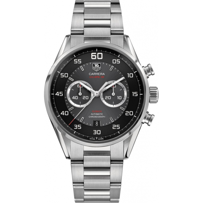 Tag Heuer Mens Carrera Automatic Flyback CAR2B10.BA0799