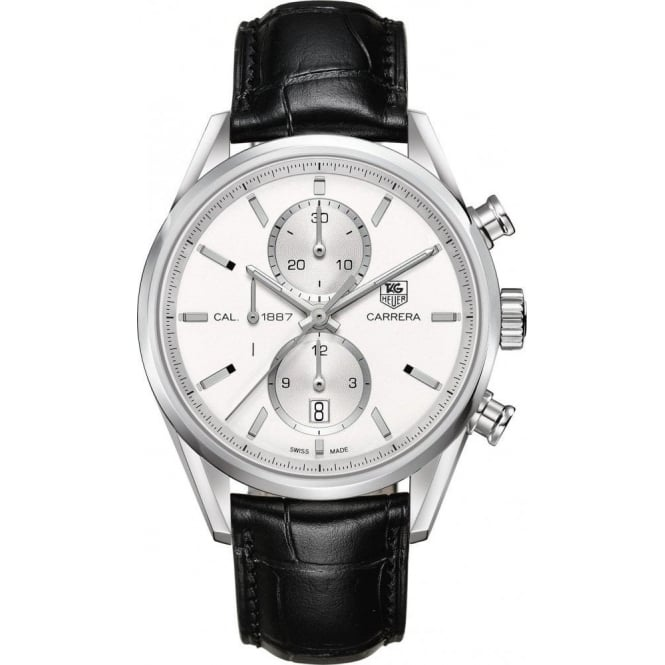 Tag Heuer Mens Carrera Chronograph Watch CAR2111.FC6266