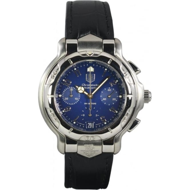 Pre-Owned Tag Heuer Gents Chronograph 6000 Series