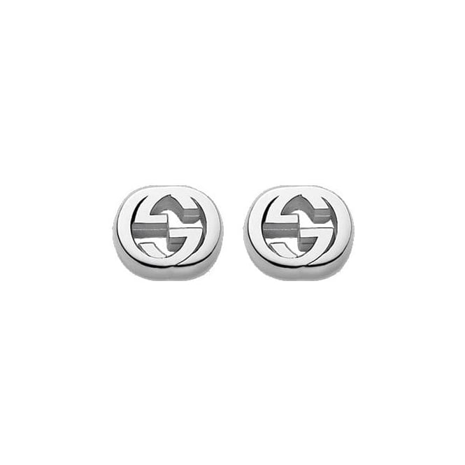 Gucci TRADEMARK SILVER EARRINGS