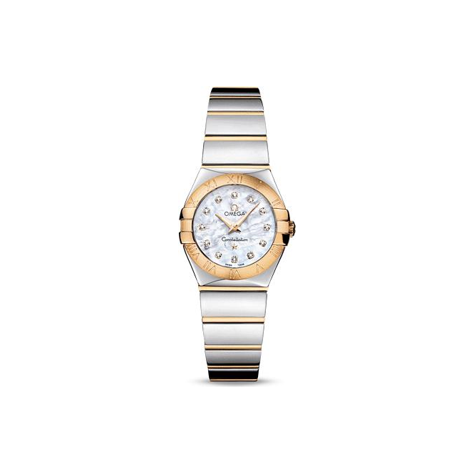 Omega Ladies 'Constellation' Watch 123.20.24.60.55.004