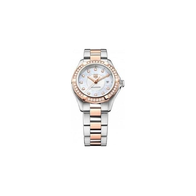Tag Heuer Aquaracer Quartz Ladies Watch - WAP1452.BD0837