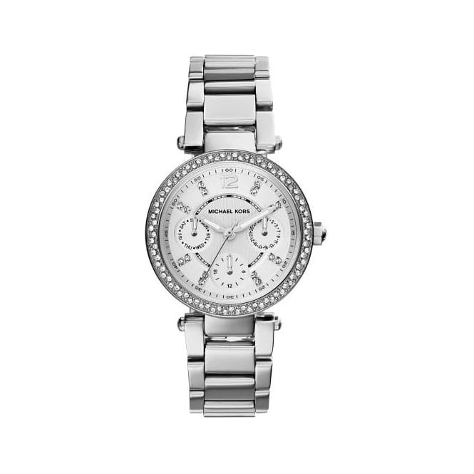 Michael Kors Ladies Stainless Steel 'Parker' Watch. MK5615