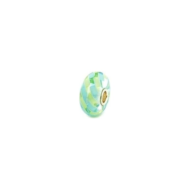 Troll Light Blue Braid Charm - No Packaging