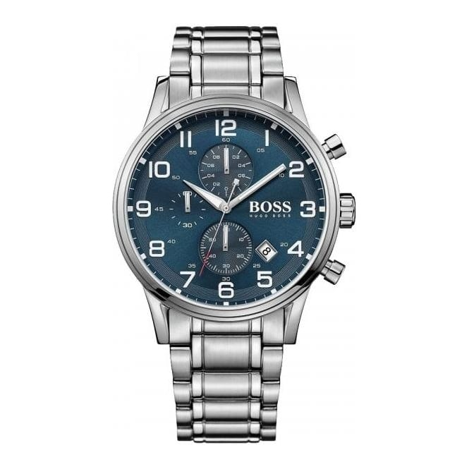 Hugo Boss Mens Chronograph Watch 1513183