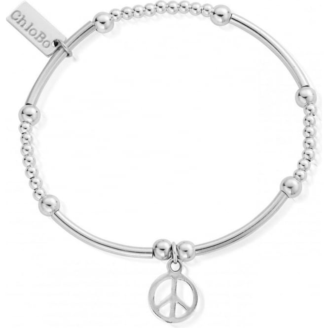 ChloBo Jewellery Cute Mini Peace Bracelet - SBCM107