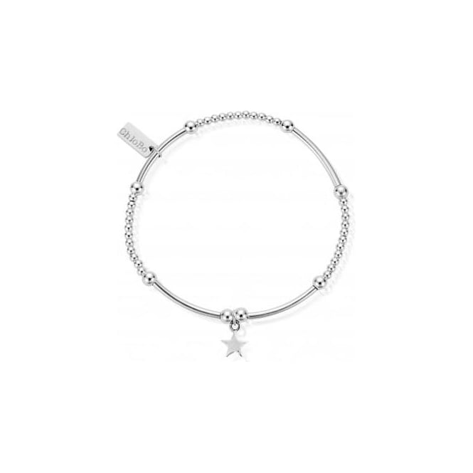 ChloBo Jewellery Cute Mini Star Bracelet - SBCM806