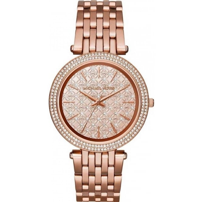 Michael Kors Ladies Darci Watch - MK3399