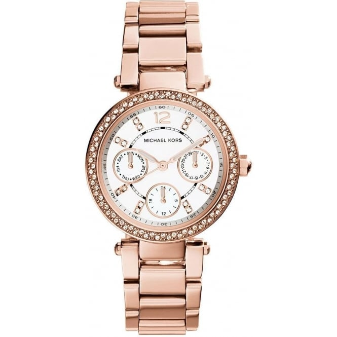 Michael Kors Ladies Mini Parker Watch - MK5616