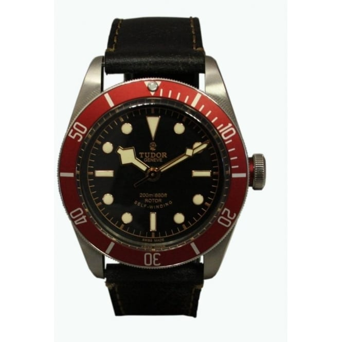 Pre-Owned Tudor Heritage Black Bay