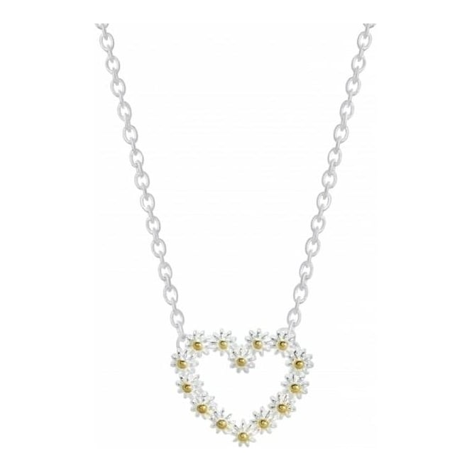 Daisy London Iota Heart Necklace - N6015