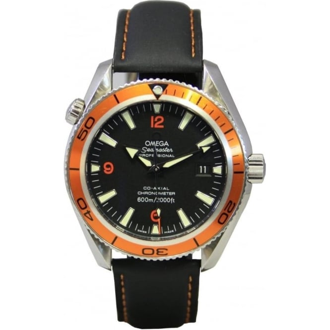 Pre-Owned Omega Men's Seamaster Planet Ocean