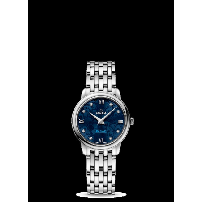Omega Ladies De Ville Prestige Orbis Quartz 27.4mm
