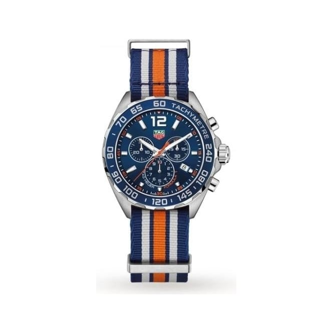 Tag Heuer Formula 1 Mens Watch CAZ1014.FC8196