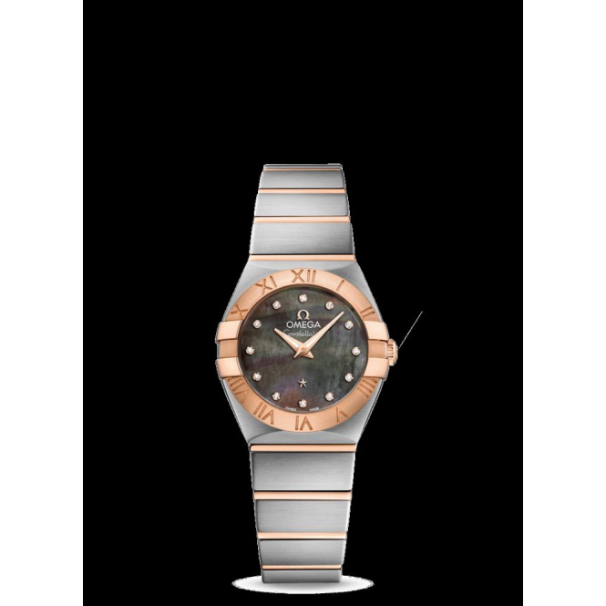 Omega Ladies Constellation Tahiti Quartz 24mm