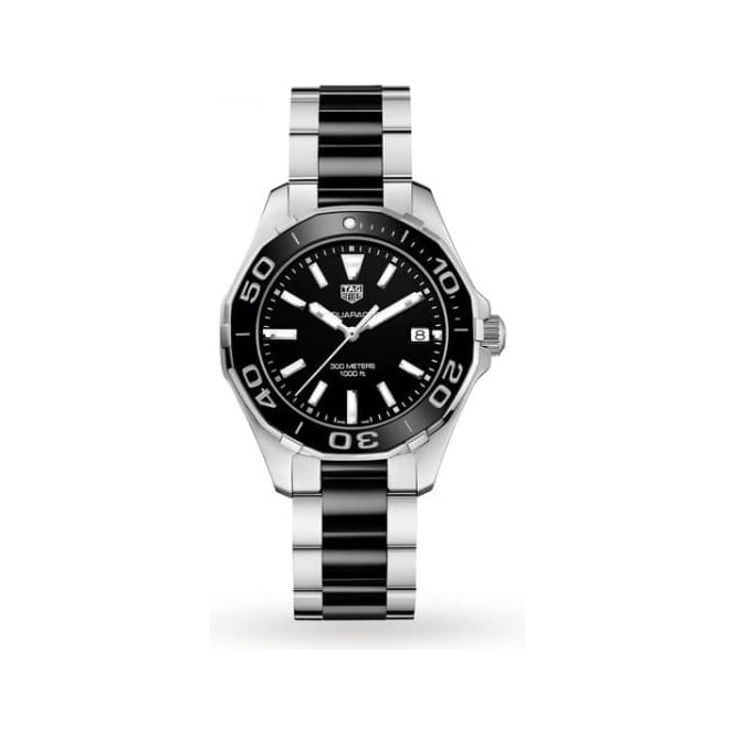 Tag Heuer Aquaracer Ceramic Ladies Watch WAY131A.BA0913