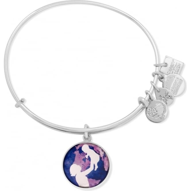 Alex And Ani Bright Future Charm Bangle | UNICEF