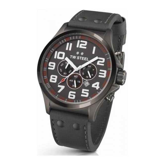TW Steel EX-DISPLAY Mens Pilot Chronograph Watch
