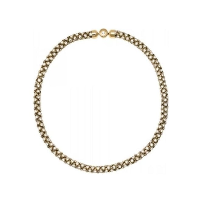 7723330d1956 Michael Kors Jewellery LADIES' PVD GOLD PLATED PARK AVENUE NECKLACE ...
