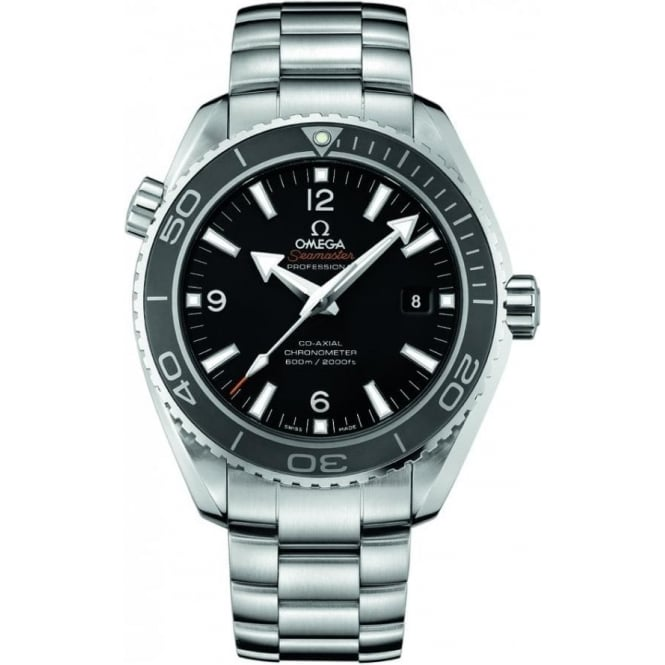 Omega Mens Seamaster Planet Ocean Watch 232.30.46.21.01.001