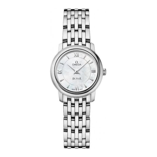Omega Ladies De Ville Prestige Watch - 424.10.24.60.05.001